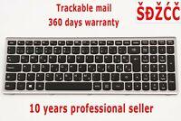 For Lenovo IdeaPad S500 Z510 T6E1-Sle Laptop Keyboard Slovenian Croatian Serbian