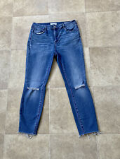 Pacsun MID RISE SKINNIEST Jeans Size 30 Inseam 25.5