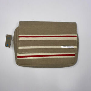 Jantaminiau KLM Airlines Business First Class Travel Amenity Bag Limited Edition