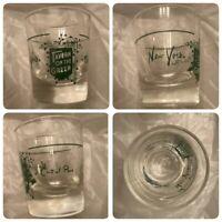VINTAGE TAVERN ON THE GREEN NY SHOT GLASS Liquor Central Park New York Barware