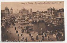 Coronation Exhibition 1911, Court of Honour Postcard, B490