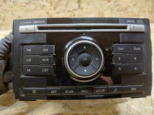 KIA Venga 2011 Radio CD GPS player head unit 961601P050 VLM12976