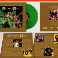 JETHRO TULL Live In Sweden '69 Green coloured 180g vinyl Lp numbered ltd