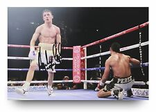 Anthony Crolla Signed 12x8 Photo Genuine Boxings Memorabilia Autograph + COA