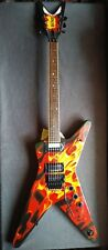 Dean Dimebag Dime O Flame ML Electric Guitar