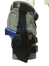Tactical Gun Holster for Glock 19 23 25 32 38 right hand draw