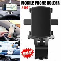 Auto Multifunktionale Handyhalterung 360 ° Standhalterung Clip Für Handy DE ..