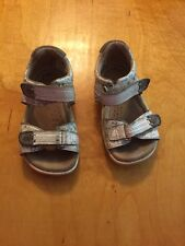 Baby Girl Clark Shoes Size 5m d6