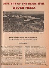 Silverheels Mystery & Legend of Fairplay, Colorado