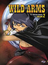 Wild Arms - Vol 2 - Western Romance - BRAND NEW - Anime DVD - ADV Films 2003