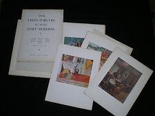 dix chefs - d'oeuvre du musée d'art moderne   1949