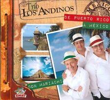 New: Trio Los Andinos: De Puerto Rico a Mexico  Audio CD