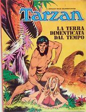 CENISIO SUPPLEMENTO TARZAN GIGANTE TERRA DIMENTICATA TEMPO 1974