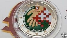 2 euro 2015 PORTOGALLO color farbe couelur cor Portugal Croce cruz croix cross