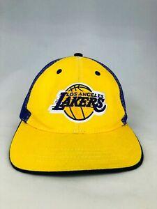 KOBE BRYANT LOS ANGELES LAKERS VINTAGE NBA  STRAPBACK YOUTH  HAT