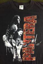 Vintage Mens XL 1994 Pantera Far Beyond Driven Thrash Metal Dimebag T-Shirt