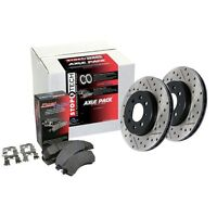 StopTech Street Axle Pack 938.62016