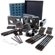 "Gibraltar 04805545 50 Piece, 1-1/2"" Wide Step Block and Clamp Set, 8258ZIQ1"