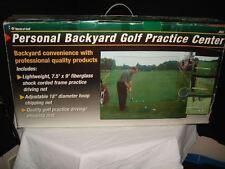 World of Golf Personal Backyard Practice Center (New) 7.9' x 9'