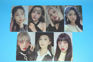 Dreamcatcher Dystopia Road to Utopia Official MMT MyMusicTaste Photocards