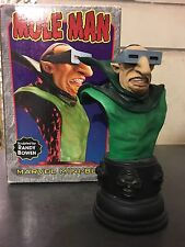 MOLE MAN MINI BUST 674/1000 RANDY BOWEN MARVEL COMICS Ultra RARE FANTASTIC 4