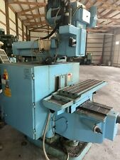 Hurco Km3p Milling Machine For Retrofit Machmotion Mach3 Emc Lynux Bridgeport
