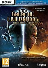 Galactic Civilizations III (pc Dvd) Limited Edition