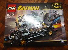 LEGO Batman The Batmobile Two-Face's Escape 7781 NISB RARE MISB BEST DEAL