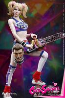 DHL 1/6 Virtual Toys VTS VM015 Lollipop Chainsaw Girl Juliet Starling Figure