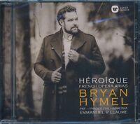 French Opera Arias CD NEW Bryan Hymel Emmanuel Villaume HEROIQUE