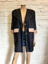 Jean Luc Amser Stunning Vintage Linen Lighweight Jacket Size 40