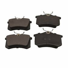 Rear Brake Pad Set Fits Ford FIAT Ulysse Lancia Phedra Peug Blue Print ADV184206