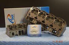 96-02 Chevy 350 5.7L V8 SBC Vortec Cylinder Head PAIR w/Gasket & Head Bolt Set