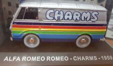 Alfa Romeo ROMEO - Charms Alemagna - 1959 - Scala 1:43 - DeAgostini - Nuovo
