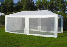 Quictent®10'x20'Screen House Party Wedding tent Canopy Gazebo with Mesh Sidewall