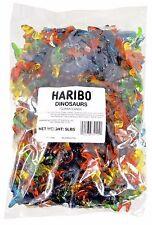 SweetGourmet Haribo Gummi Dinosaurs - 5LB  FREE SHIPPING!
