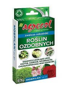 Agrecol Mospilan Flowers Plant Protection Anti Caterpillar Box Moth