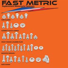 2011-2016 KTM 250 XC 2-Stroke Plastics & Body Bolt Kits-EVERY Fastener you need