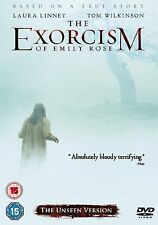 THE EXORCISM OF EMILY ROSE - THE UNSEEN VERSION - 5035822913134 - DVD FILM