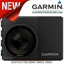 Garmin Dash Cam 55 Plus│Full QHD 1440p GPS Camera│Voice Control│Night Vision