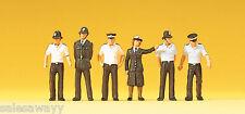 Preiser 10371 polizisten. Grande-Bretagne, H0