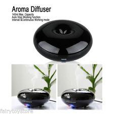 140ML 6-7H 12W Ultrasonic Humidifier Air Purifier Essential Oil Aroma Diffuser