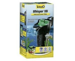 Fish Tank Filter Internal Power Whisper Tetra Aquarium Pond Turtle Saltwater