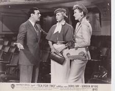 "Doris Day, Gordon MacRae ""Tea for Two"" 1950 Vintage Movie Still"