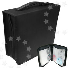 320 Album DVD CD Disc Storage Holder Collect Carry Case