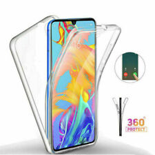 For Samsung Note 10 Plus 10+ Phone Case Full Body Ultra Slim Clear TPU Gel Cover