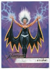 #101 STORM 2019 Upper Deck Marvel Flair SP FLAIRIUM TIER 2 X-MEN
