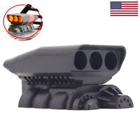 For 1/10 AXIAL Wraith 90018 RC Car DIY Supercharger Engine Hood Cover Air Intake