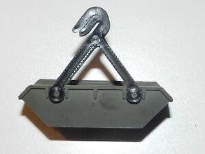 dinky 885 saviem porte fer  rétroviseur noir avec glace