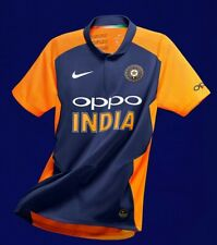 NWT India Cricket Team 2019 World Cup Limited Edition Jersey FreeShip Size SMLXL